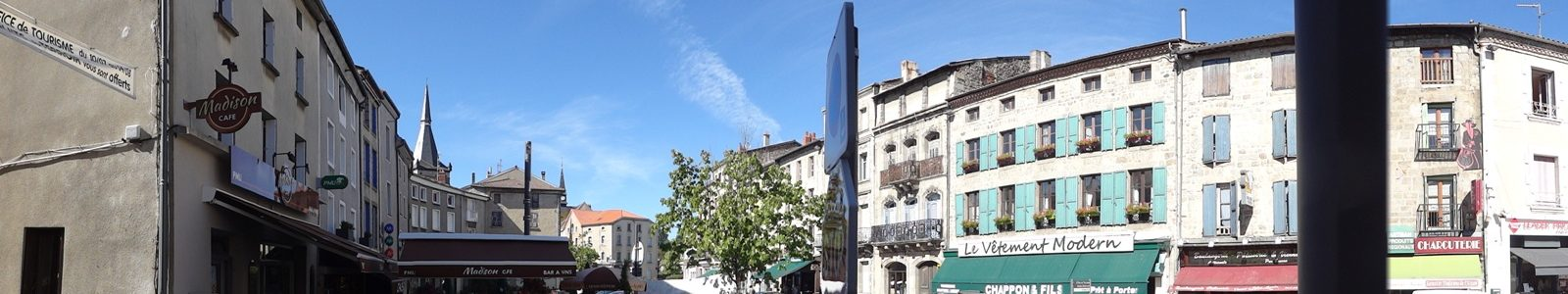 Faubourg Constant - Vue panoramique